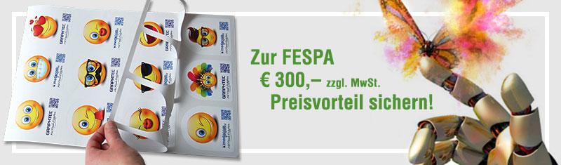 € 300,- Sofortrabatt