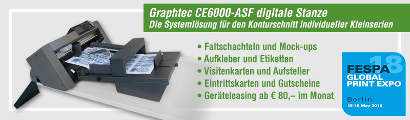 Digitale Stanze Graphtec CE6000-ASF