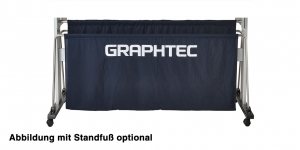 Media basket for Graphtec CE7000-130