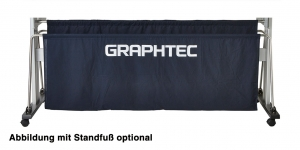 Media basket for Graphtec CE7000-160