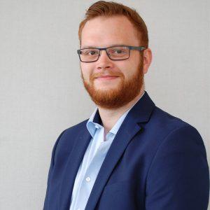 Björn Schmalbrock - Produktmanager Schneidesysteme bei medacom graphics GmbH