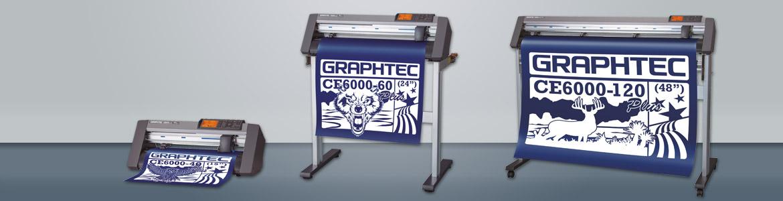 Graphtec CE6000 Plus Serie (Schneideplotter)