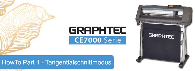 CE7000 Tangentialschnittmodus