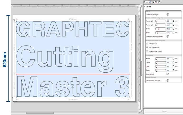 PlugIn für Adobe Illustrator und CorelDRAW - Cutting Master 3