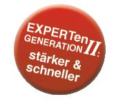 EXPERTen Generation TT: stärker & schneller