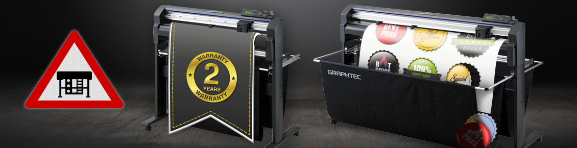 Graphtec FC8600 Schneideplotter Serie