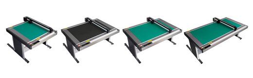 Graphtec Flachbettplotter der FCX2000-Serie