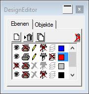 Graphtec Pro Studio - Design-Editor