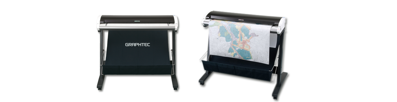 Graphtec Großformatscanner CSX500 Serie
