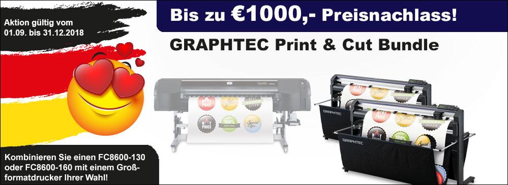 Print & Cut mit Graphtec