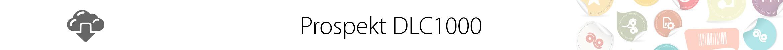 Prospekt Label Finisher DLC1000