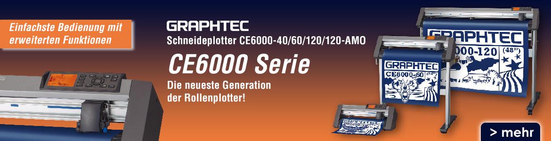 Schneideplotterserie Grapthec CE6000