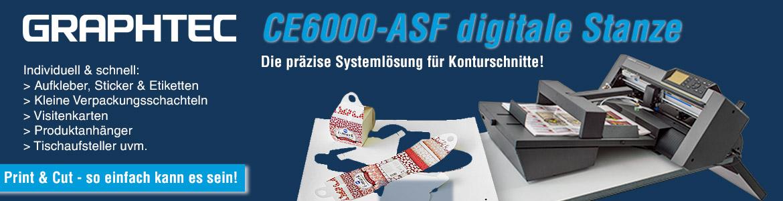 Digitale Stanze Graphtec CE6000-ASF