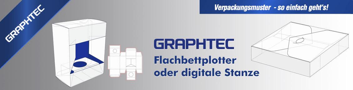 Verpackungsmuster mit Graphtec erstellen