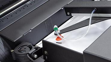 Digitale Stanze automatische Bogenzuführung