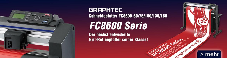 Schneideplotterserie Graphtec FC8600