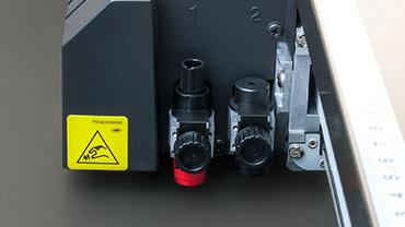 Flachbettschneideplotter FCX4000 doppelter Werkzeugkopf